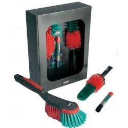 Set, 3 Brushes