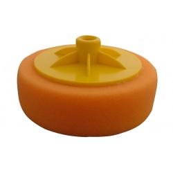 Leštiaci kotúč so závitom oranžový