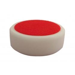 Polishing disc with velcro, white