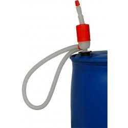 Hand pump for 200 l barrel