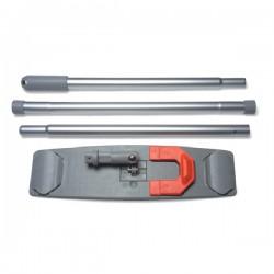 Mop holder with aluminum handle 135 cm NUMATIC